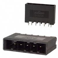 TE Connectivity AMP Connectors - 1-316132-2 - CONN HDR 5POS VERT KEY-X 15GOLD