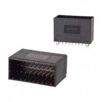 TE Connectivity AMP Connectors - 1318127-1 - CONN HEADER 20POS STR KEY-X 15AU