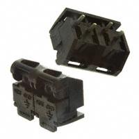 TE Connectivity AMP Connectors - 1339313-1 - CONN PIVOT DL ENT 2PR HOT/GROUND