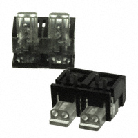 TE Connectivity AMP Connectors - 1339376-1 - CONN PIVOT BLOCK SINGL ENTRY 2PR