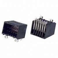 TE Connectivity AMP Connectors - 1376020-1 - CONN HEADER 12POS R/A DUAL KEY-X