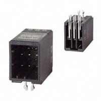 TE Connectivity AMP Connectors - 1376136-2 - CONN HEADER 6POS R/A KEY-Y GOLD
