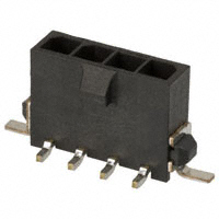 TE Connectivity AMP Connectors - 2-1445053-4 - CONN HEADER 3MM 4POS TIN SMD