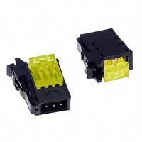 TE Connectivity AMP Connectors - 1473562-3 - CONN PLUG 3POS IDC YELLOW RITS