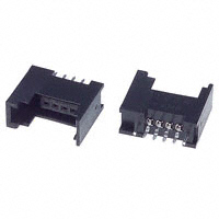 TE Connectivity AMP Connectors - 1473565-4 - CONN HEADER 4POS VERT THRU HOLE
