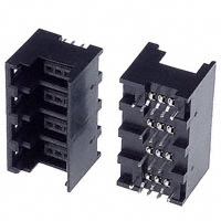 TE Connectivity AMP Connectors - 1473567-3 - CONN HEADER 3POS 4ROW VERT PCB