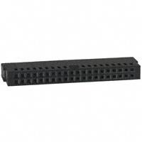 TE Connectivity AMP Connectors - 1-487223-0 - CONN FFC RCPT HSG 40POS 2.54MM