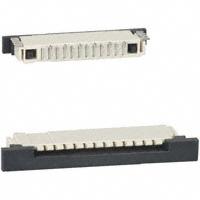 TE Connectivity AMP Connectors - 1-84953-2 - CONN FPC TOP 12POS 1.00MM R/A