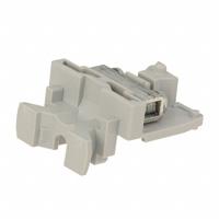 TE Connectivity AMP Connectors - 1546148-1 - TERM BLK NEMA 2POS 10.85MM GRAY