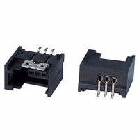 TE Connectivity AMP Connectors - 1565994-3 - CONN HEADER 3POS HORIZONAL SMD