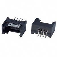 TE Connectivity AMP Connectors - 1565994-4 - CONN HEADER 4POS HORIZONAL SMD