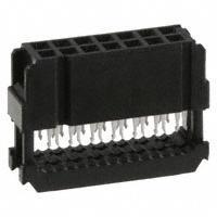 TE Connectivity AMP Connectors - 1658620-2 - CONN IDC SOCKET 14POS 15 GOLD