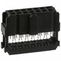 TE Connectivity AMP Connectors - 1658621-2 - CONN IDC SKT 14POS W/POL 15 GOLD