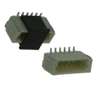 TE Connectivity AMP Connectors - 1734595-6 - CONN HEADER 6POS 1MM VERT SMD