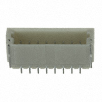 TE Connectivity AMP Connectors - 1734709-8 - CONN HEADER R/A 8POS 1MM SMD