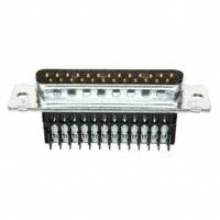 TE Connectivity AMP Connectors - 1-745496-7 - CONN D-SUB PLUG 25POS STR IDC