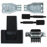 TE Connectivity AMP Connectors - 1-747943-6 - CONN D-SUB RCPT 9POS STR IDC