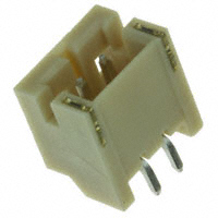 TE Connectivity AMP Connectors - 1775469-2 - CONN HEADER 2POS 2MM R/A SMD