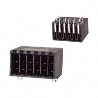 TE Connectivity AMP Connectors - 177555-5 - CONN HEADER 12POS R/A TIN