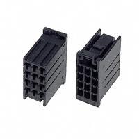 TE Connectivity AMP Connectors - 178214-1 - CONN RECEPT 5.08 12POS 4ROWS