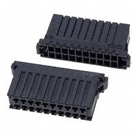 TE Connectivity AMP Connectors - 178289-8 - CONN RECEPT 3.81 20POS 2ROWS