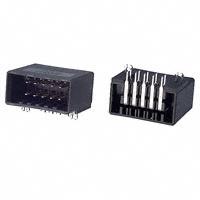 TE Connectivity AMP Connectors - 178305-3 - CONN HDR 10POS DUAL R/A 30GOLD