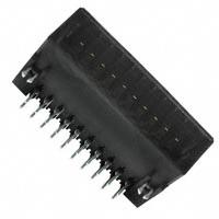 TE Connectivity AMP Connectors - 178308-3 - CONN HDR 20POS DUAL R/A 30GOLD
