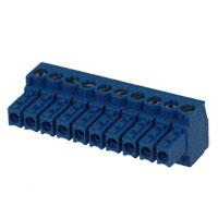 TE Connectivity AMP Connectors - 1-796693-0 - TERM BLOCK PLUG 10POS STR 3.5MM