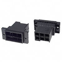 TE Connectivity AMP Connectors - 1-917809-3 - CONN HOUSING TAB 6POS KEY-XX PNL
