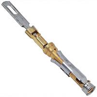 TE Connectivity AMP Connectors - 202237-7 - CONN SKT .062 SLD POST GOLD