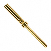 TE Connectivity Aerospace, Defense and Marine - 204370-8 - CONN PIN 22-28AWG 50 GOLD
