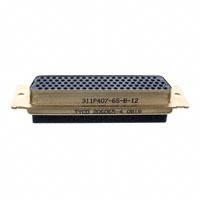 TE Connectivity Aerospace, Defense and Marine - 206065-4 - CONN D-SUB RECEPT HD 104POS