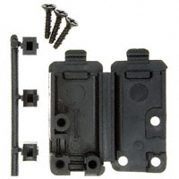 TE Connectivity AMP Connectors - 207467-1 - CONN BACKSHELL DB9 PLASTIC