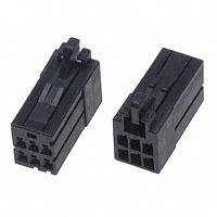 TE Connectivity AMP Connectors - 2-1318119-3 - CONN RECEPT 6POS DUAL KEY-Y
