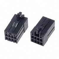 TE Connectivity AMP Connectors - 2-1318119-4 - CONN RECEPT 8POS DUAL KEY-Y