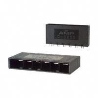 TE Connectivity AMP Connectors - 2-179960-2 - CONN HEADER 6POS KEY-Y 15GOLD