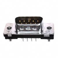 TE Connectivity AMP Connectors - 2-5748003-0 - CONN D-SUB PLUG 9POS VERT SOLDER