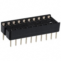 TE Connectivity AMP Connectors - 1-1825093-6 - CONN IC DIP SOCKET 20POS GOLD