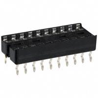 TE Connectivity AMP Connectors - 2-641264-1 - CONN IC DIP SOCKET 20POS TIN