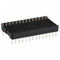 TE Connectivity AMP Connectors - 2-641267-4 - CONN IC DIP SOCKET 28POS GOLD