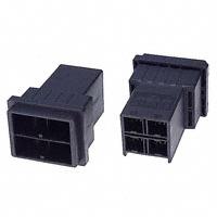 TE Connectivity AMP Connectors - 2-917808-2 - CONN HOUSNG TAB 4POS DUAL KEY-YY