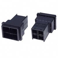 TE Connectivity AMP Connectors - 3-917808-2 - CONN HOUSNG TAB 4POS DUAL KEY-XY