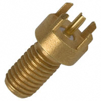 TE Connectivity AMP Connectors - 414086-1 - CONN MINI COAX RCPT STR 50 OHM