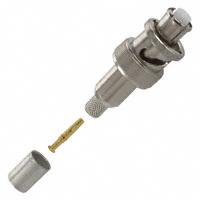 TE Connectivity AMP Connectors - 5051426-5 - CONN SHV PLUG STR CRIMP