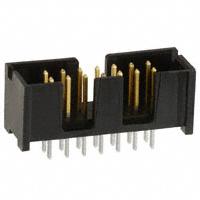 TE Connectivity AMP Connectors - 5103308-2 - CONN HEADER LOPRO STR 14POS GOLD
