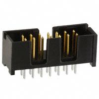 TE Connectivity AMP Connectors - 5103309-2 - CONN HEADER LOPRO STR 14POS GOLD