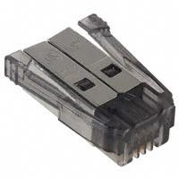 TE Connectivity AMP Connectors - 5-520423-1 - CONN PLUG FLAT 4 CONDUCTOR SDL