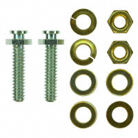 TE Connectivity AMP Connectors - 5206514-6 - CONN D-SUB LOCKING POST ASSEMBLY