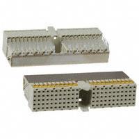TE Connectivity AMP Connectors - 5352068-1 - CONN 2MM HM RCPT 110POS R/A GOLD