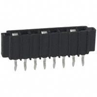 TE Connectivity AMP Connectors - 5-520315-8 - CONN FFC VERT 8POS 2.54MM PCB